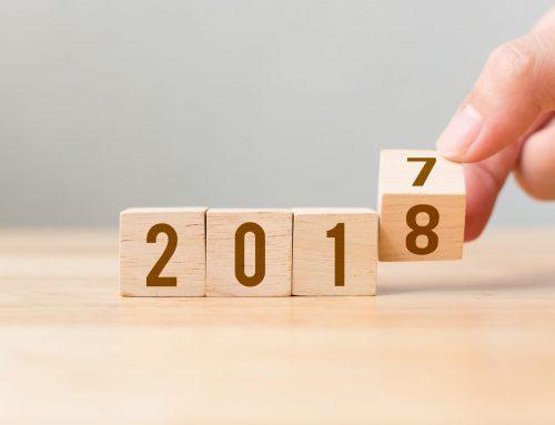 2018 : une année de qualité !