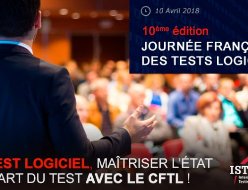 ALL4TEST participera à la JFTL 2018