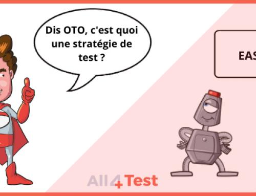 Rédiger une stratégie de test