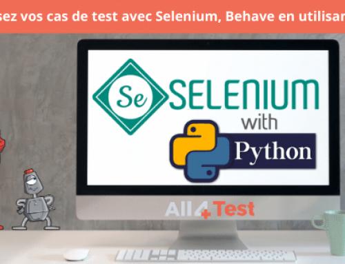 Comment automatiser les cas de test avec Selenium et Behave en utilisant Python ?
