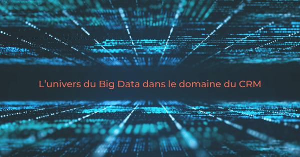 Big Data-Test-CRM