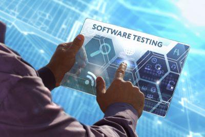 Test application web