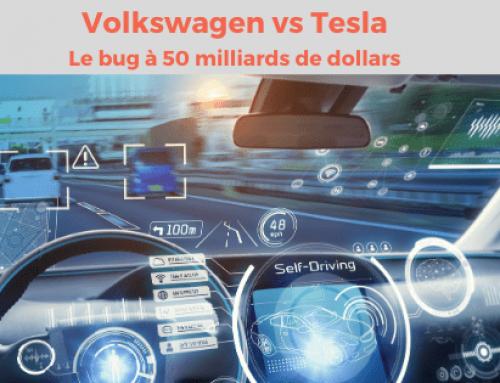 Volkswagen vs Tesla : les bugs à 50 milliards de dollars