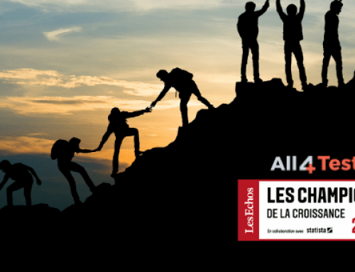 All4Test : champion de la croissance 2021