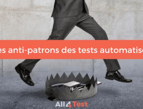 Antipatrons des tests automatisés